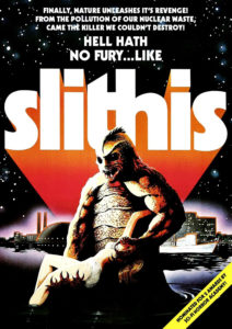 Slithis movie poster