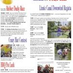 2011 Regatta information